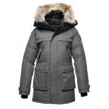 пуховик мужской nobis YATESY Men's Lon Parka Crosshatch 8873-3
